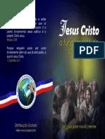 Jesus Cristo o Fundamento de Sua Igreja Tapa