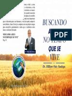 Portada Buscando a Dios en El Tiempo en Que Uno Vive Portugues