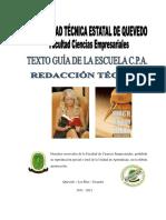 Redacción Técnica - u.t.e.q.