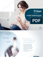 Catalogue Blyss - Domotique - 2014