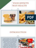 Fast Food Effects Human Health 4