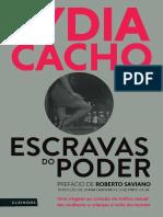 Lydia Cacho - Escravas do Poder
