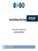 P10_Food Defense Plan Builder - Demo