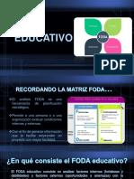 Matriz Foda Educativa Inicio (1)