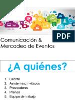 10 Gestión - Comunicación & Mercadeo