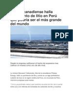 yacimiento de litio en Perú que podría ser el más grande del mundo.docx