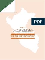 Mapa de La Riqueza