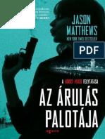 Jason.matthews Az.arulas.palotaja