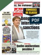 Journal Le Soir Dalgerie 18.12.2018