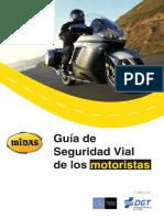 Guía de Seguridad Vial de Los Motoristas (Midas, DGT, Fundación Pons)