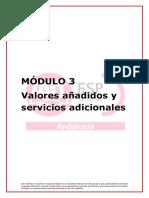 Tema 03. Valores Añadidos y Servicios Adicionales