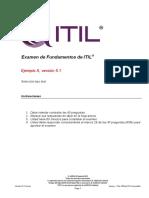 Examen de Fundamentos de ITIL_Revisado