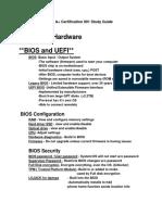 Comptia A+ 901 Study Guide