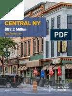 2018 Central New York REDC Awards