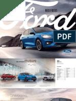 Nέο Ford Focus 2018