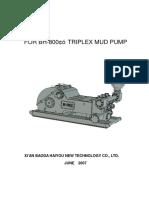 Bomba de lodos BH 800.pdf