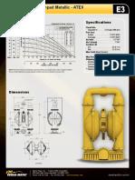 Versa Matic 3 Pulg Clamped - Data Sheet