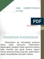 MORGOLOGI DAN IDENTIFIKASI PLASMODIUM VIVAX.pptx