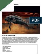 Italeri - Uh - 60 _ Mh - 60 Black Hawk
