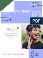 Rock Mass Yevi