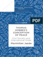 Maximilian Jaede-Thomas Hobbes's Conception of Peace