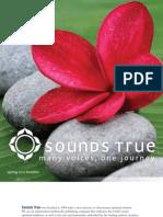 SoundsTrue - Spring 2011