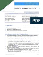 Rt17 Transfusion Hemoderivados