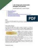 Factores de riesgo de desarrollar patologías prevalentes.doc