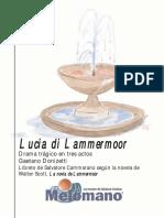 G. Donizetti - Lucia Di Lammermoor