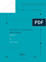 Politica Maule 2017 2022