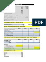 Molde-flujo de Fondos de Un Proyecto