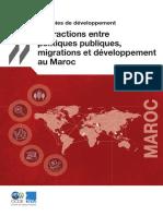(Les voies de développement.) OECD-Interactions entre politiques publiques, migrations et développement au Maroc-OECD Publishing (2017).pdf