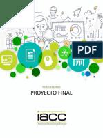 Capacitación Organizacional Proyecto Final