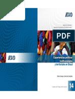 Experiencias político-institucionales y territoriales en Brasil, CdT14, 2018