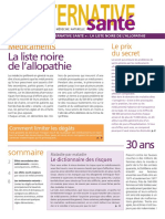 Alternative Santé - La liste noire des médicaments.pdf