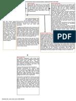 Peta Minda baga analisis jurnal