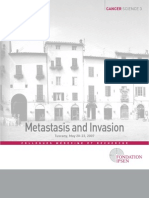 Metastasis and Invasion