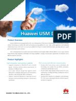 Huawei USM Datasheet
