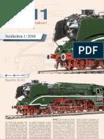 Catalogo de modelos trenes a escala