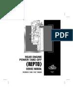 Rear Power Take Off Mack Etech
