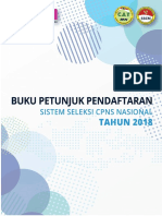 Buku Petunjuk Pendaftaran CPNS 2018.pdf