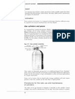 Gas Cylinders and Gases