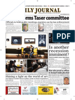 San Mateo Daily Journal 12-19-18 Edition
