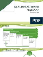 Proposal Infrastruktur Desa Update