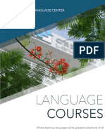 Language Courses at TDT CLC