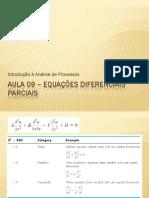 Aula 09 – Equações Diferenciais Parciais.pdf