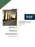 Mapas y Perfiles Geológicos