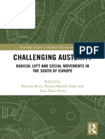 Challenging austerity (preview)