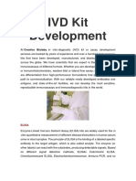 IVD Kit Development