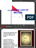 Newton's Law of Motion 2